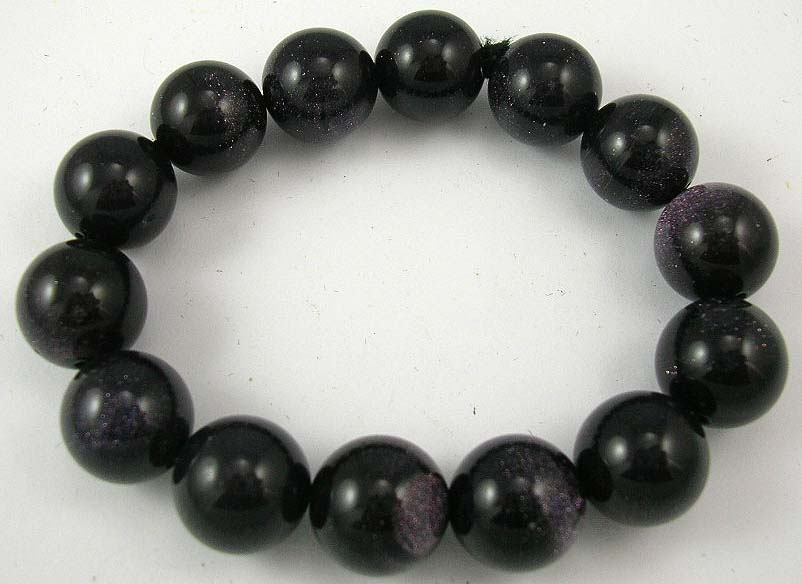 fashion costume jewelry 925 sterling silver set online shop brings onyx beaded charm bracelet