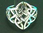 best quality jewelry box manufactured celtic ring in star shape, great for gifts